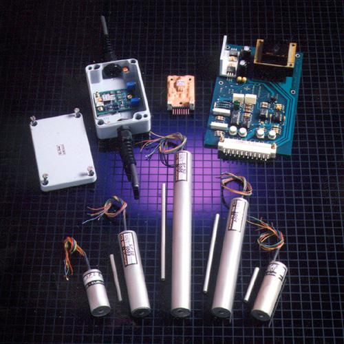Trasduttori di spostamento lineare induttivi SP