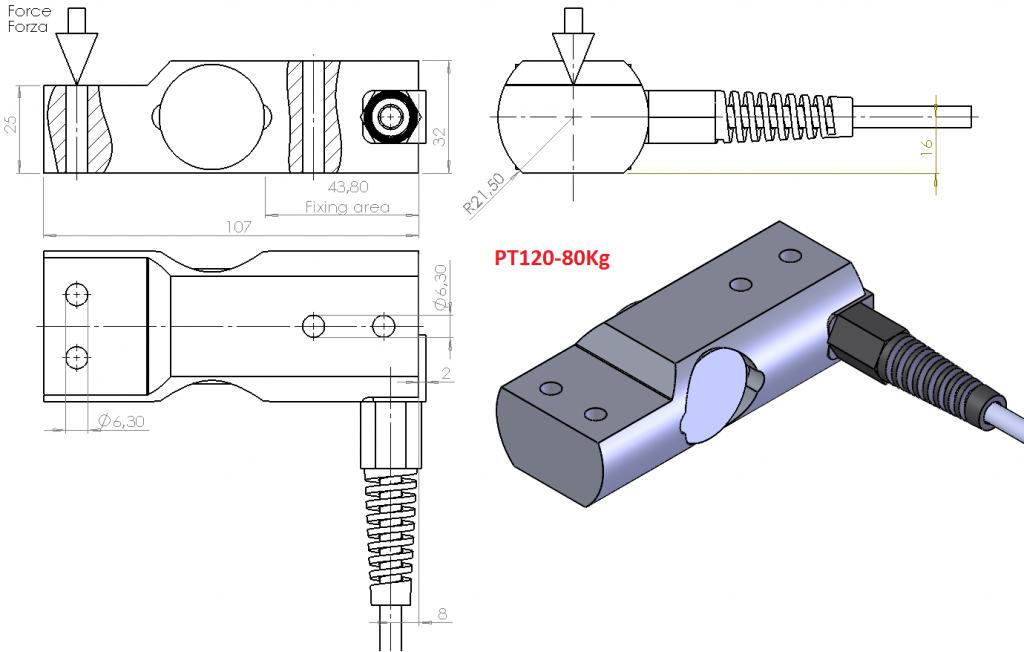 PT120k80 OverallDimensions